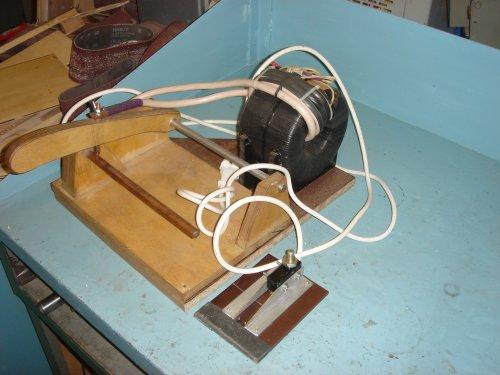 Аппарат для точечной сварки своими руками